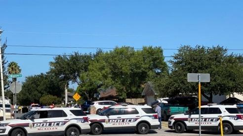 Nổ súng làm 2 cảnh sát Mỹ thiệt mạng tại Texas