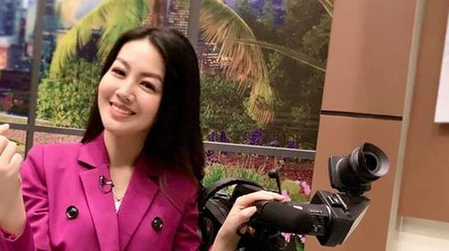 MC Hồng Nhung: 'Điều kích thích nhất cũng là nỗi sợ hãi nhất là tình yêu'