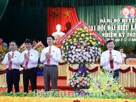 Yên Mỹ phát huy truyền thống quê hương cố Tổng Bí thư Nguyễn Văn Linh