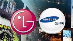 Không muốn cậy nhờ công ty Trung Quốc, Samsung quay sang đàm phán với LG để được cung ứng tấm nền LCD