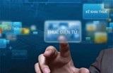 Hơn 96% doanh nghiệp tham gia hoàn thuế bằng phương thức điện tử