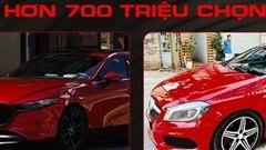 Có hơn 700 triệu đồng, mua Mazda3 Sport mới cho 'lành' hay 'liều' tậu Mercedes A 250 AMG 7 năm tuổi?