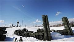 Hệ thống tên lửa phòng không S-500 là 'tin xấu' với phương Tây?