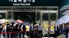 Thị trưởng Seoul tự sát hé lộ rạn nứt 'thế hệ' trong đảng Tổng thống của Moon Jae-in
