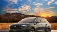 Bộ ba công nghệ 'đáng ghờm' của Toyota Corolla Cross mới