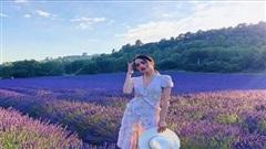 Hoa hậu Hương Giang khoe cách phối đồ cực chất qua những bức ảnh đi du lịch