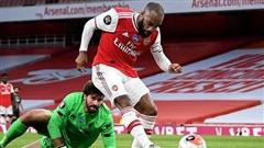 'Cặp đôi vàng' khiến Liverpool thua sốc Arsenal; Wolves 'giương cờ trắng' trước Man United