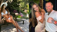 MXH phát sốt trước bức hình chụp McGregor cạnh một mỹ nhân xinh đẹp, càng bất ngờ hơn khi biết danh tính của cô gái này
