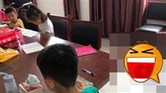 Muốn tạo đột phá trong lớp học thì phải làm gì: Nhìn vào cô bé trong bức ảnh, bạn sẽ có ngay đáp án cười chảy nước mắt