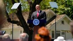 Tại sao cả chính trường Mỹ, Trung đều 'dậy sóng' trước bài phát biểu của Ngoại trưởng Mike Pompeo?