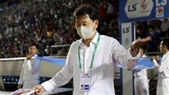 Nhấn mạnh không trách trọng tài, HLV TP.HCM lại hỏi: 'Bóng đá Việt sẽ đi về đâu?'