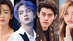 Top 10 sao Hàn khí chất quý tộc nhất: Hyun Bin hạng thấp bất ngờ, 'mợ chảnh' Jeon Ji Hyun lại bị mỹ nam BTS vượt mặt?