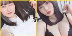 Nô nức tham gia cuộc thi 'Mặc và không mặc', các hot girl Nhật Bản khiến cộng đồng mạng được một phen dậy sóng