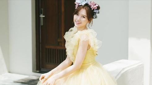 Hari Won tung loạt ảnh ngọt ngào xứng danh vẻ đẹp không tuổi