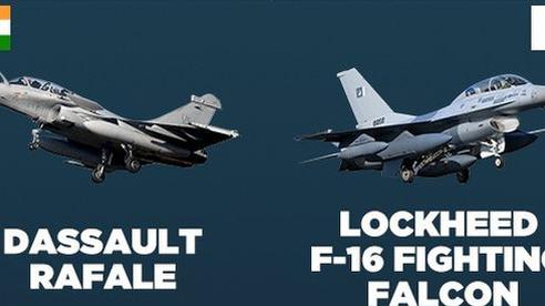 Phi đội F-16, JF-17 của Pakistan gặp nguy trước sức mạnh Rafale từ Ấn Độ?