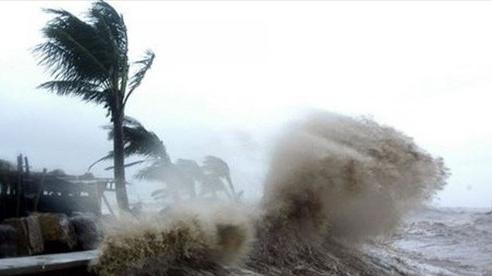 Tin bão khẩn cấp: Bão số 2 đang tiến vào vùng vịnh Bắc bộ, cảnh báo lốc sét, gió giật mạnh
