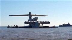 Thủy phi cơ kỳ quặc nhất thế giới của Nga: Chưa từng tham chiến đã bị đưa vào bảo tàng