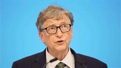 Bill Gates chỉ cắt tóc 1 lần, lo sợ nhiễm bệnh trong mùa dịch COVID-19