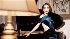 Mặc những chiếc đầm tuyệt tác, Ngọc Trinh quyến rũ đến ám ảnh như minh tinh Hollywood