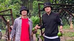 Công Phượng 'bắt cặp' Huy Toàn tại nông trại Đà Lạt: Không đá bóng thì mình đi bán... bơ