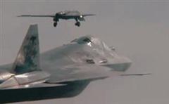 Su-57 bất ngờ 'tung hoành ngang dọc' ở Syria: Mục đích của Nga là gì?