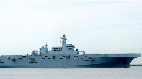 Tàu đổ bộ Type 075 sẽ mở ra 'kỷ nguyên' mới cho Hải quân Trung Quốc?