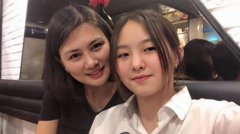 Con gái của 'Hoa khôi bóng chuyền' Kim Huệ: Xinh xắn chẳng thua kém mẹ, đã vậy còn học cực giỏi và cá tính như này
