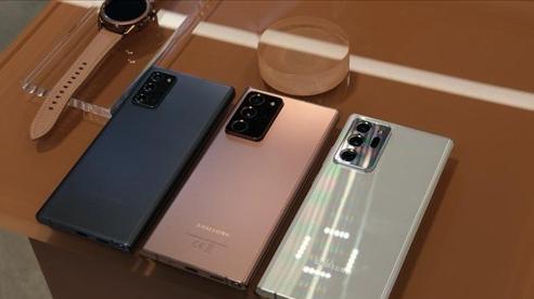 Vì sao giá bán Samsung Galaxy Note20 có sự chênh lệch?