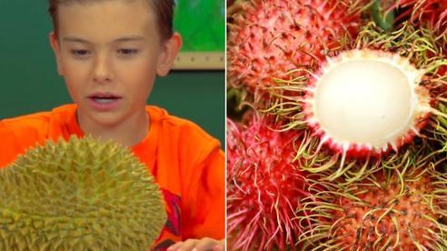 Những loại trái cây rất phổ biến ở Việt Nam nhưng lại là 'nỗi ám ảnh' trong mắt người nước ngoài vì hình thù kỳ dị