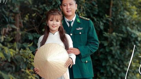 Chuyện cô giáo và người lính trẻ hoãn hôn lễ đến 2 lần: 'Hết dịch, ta sẽ về chung một nhà'