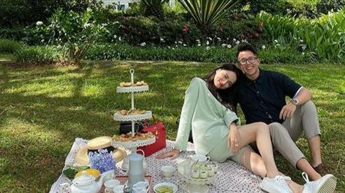 Ảnh Hương Giang tình tứ với Matt Liu trở thành bức hình có lượng tim lớn nhất trên Instagram các sao Việt