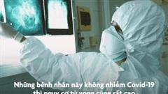 Cận cảnh bên trong khu điều trị đặc biệt bệnh nhân Covid-19 nặng, có ca bệnh số 416