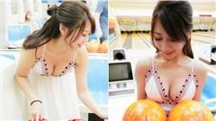 Đăng ảnh đi chơi bowling gợi cảm, nàng hot girl được fan khen ngợi: 'Tâm hồn cũng tròn, đẹp như quả bowling vậy'