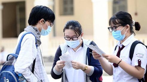 Bộ Giáo dục công bố đáp án các môn kỳ thi Tốt nghiệp THPT