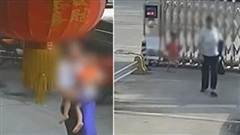 Lang thang một mình trên đường, bé trai bị bắt cóc trắng trợn giữa ban ngày