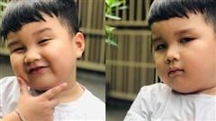 Chỉ đứng đọc một câu ca dao nhưng cậu nhóc 4 tuổi khiến dân mạng 'cười bò', đã thế nghe lời giải thích còn choáng váng hơn