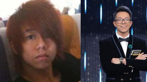 Bạn trai đại gia của Hương Giang lộ loạt ảnh thời 'trẻ trâu' giống hệt HKT, nhìn lại thời hiện tại đúng là một ca 'dậy thì thành công'