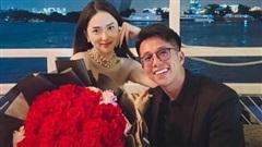 HOT: Matt Liu khoe ảnh tình tứ bên Hương Giang ngày kỷ niệm, lần đầu nói về quá khứ và tiện hứa hẹn tương lai với nàng