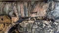 Hé lộ bí mật đáng sợ về 3 xác ướp Ai Cập: Mèo đầu lìa khỏi thân, rắn hổ mang bị bẻ cổ!
