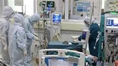 Bệnh nhân 793 ở Bắc Giang trở nặng nhanh, phải thở máy, đặt nội khí quản
