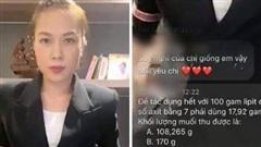 Xuất hiện comment 'lạc quẻ' trong livestream đính chính tin đồn mang thai của Mỹ Tâm, soi ra mới biết đích thị dân chuyên Hoá