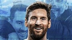 Động thái cho thấy Messi chuẩn bị là người của Manchester City