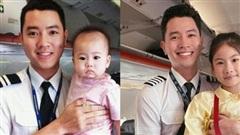 Chàng cơ trưởng trẻ nhất Việt Nam khoe ảnh before - after sau 8 năm, nhan sắc lão hóa ngược khiến hội chị em ai cũng trầm trồ