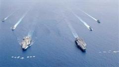 Mỹ tiếp tục 'chặt chân' của Trung Quốc ở Biển Đông