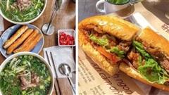Thương hiệu ẩm thực Việt vươn ra thế giới: Từ bánh mì, phở đến cà phê đều trở thành địa chỉ 'ruột' của bạn bè quốc tế