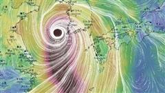 'Bộ tứ cuồng phong' cùng xuất hiện: 1 tấn công Mỹ, 1 tấn công Triều Tiên, song bão còn lại ở đâu?