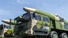 Việt Nam phản đối Trung Quốc tập trận, bắn tên lửa tại Biển Đông