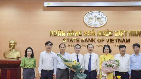 Ngân hàng Nhà nước bổ nhiệm loạt nhân sự