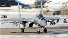 Su-35 Nga nhận nhiệm vụ đặc biệt khi đến Syria