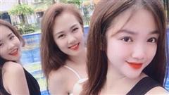 Hội bạn thân 2k2 ở Phú Thọ rủ nhau thi Hoa hậu, chưa biết giật giải hay không mà thấy giật spotlight rồi đó